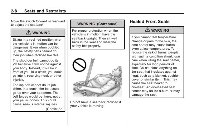 2010 Cadillac Srx Service Manual