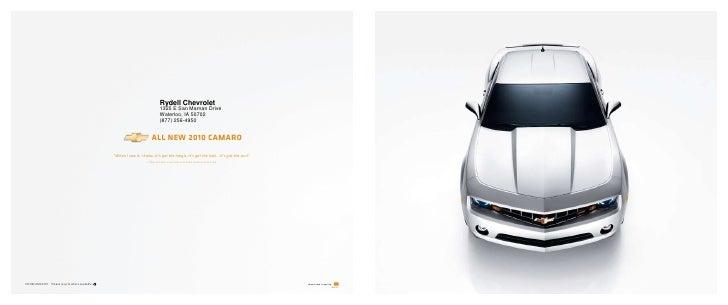 Rydell Chevrolet                                                                              1325 E San Marnan Drive     ...