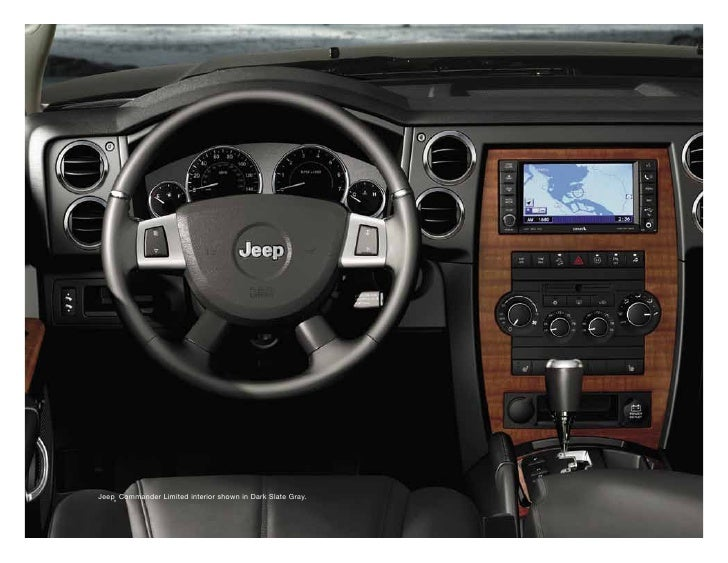 jeep ves manual commander ultimate user guide u2022 rh megauserguide today Jeep Rubicon Jeep Patriot