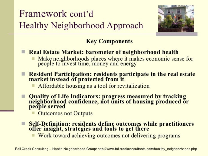 case study neighborhood servings Tower grove neighborhoods: a case study of the consolidation of three community development corporations by karl guenther, community development specialist.