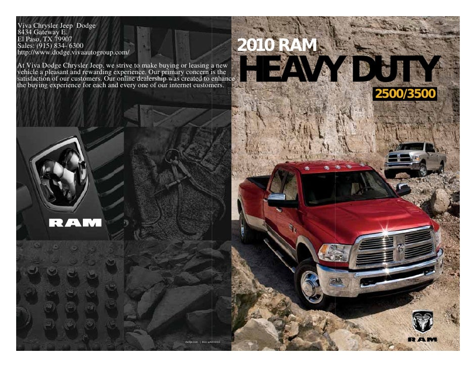 2010 dodge ram 1500 in el paso tx. Black Bedroom Furniture Sets. Home Design Ideas
