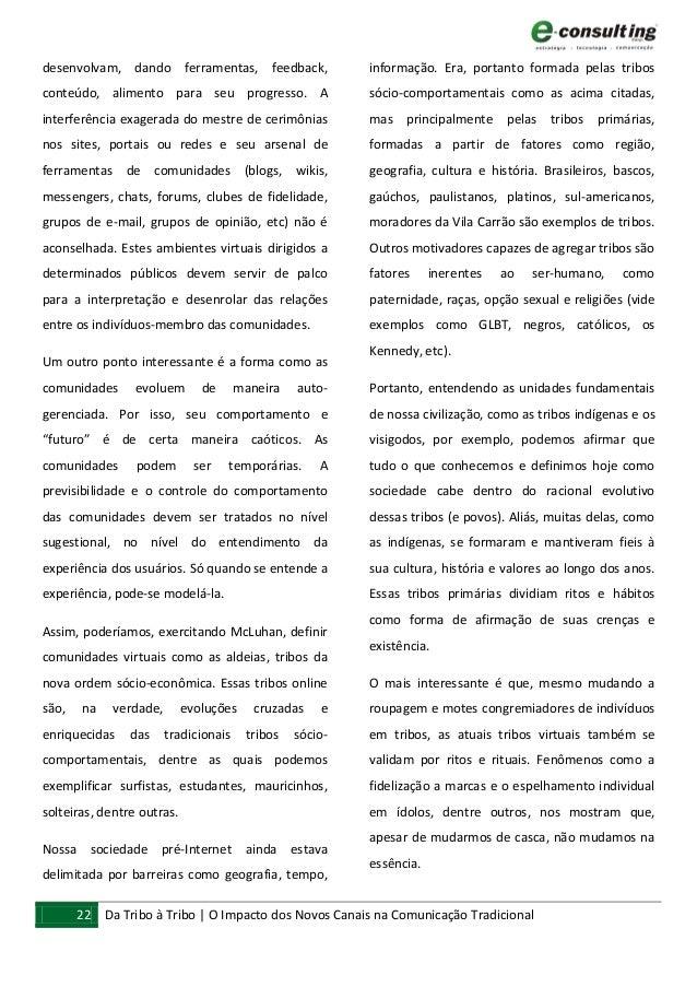 1c323b7257c E-Book O Impacto dos Novos Canais na Comunicação Tradicional E-Consu…