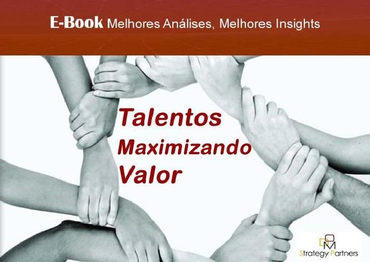 E-Book Talentos Maximizando Valor  DOM Strategy Partners 2010