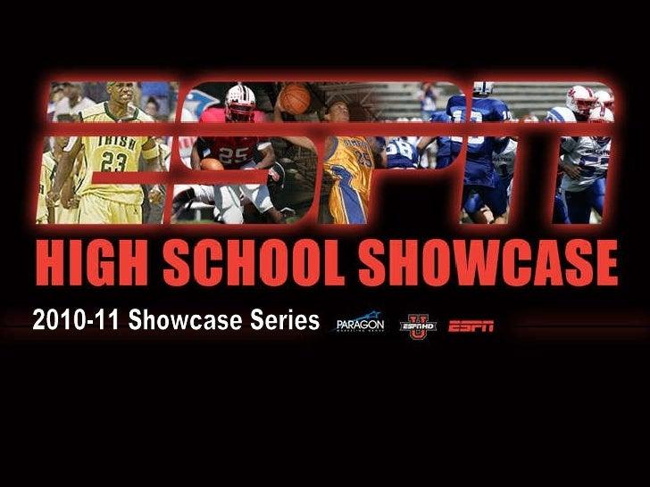 2010-11 Showcase Series