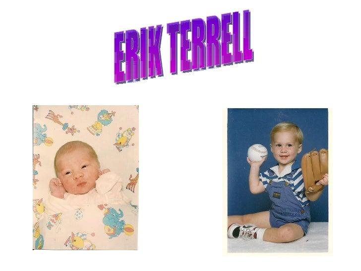 ERIK TERRELL