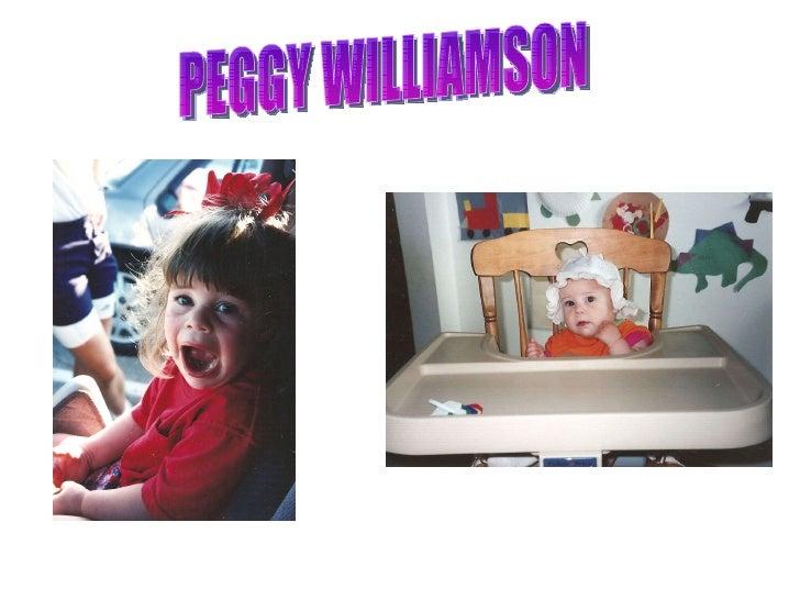 PEGGY WILLIAMSON