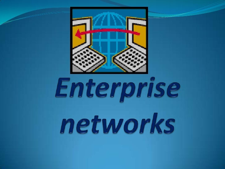 Enterprisenetworks<br />