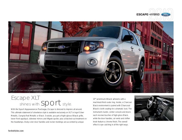 2010 ford escape pittsfield escapehybrid publicscrutiny Image collections