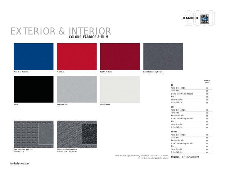 ford interior color codes   Brokeasshome.com
