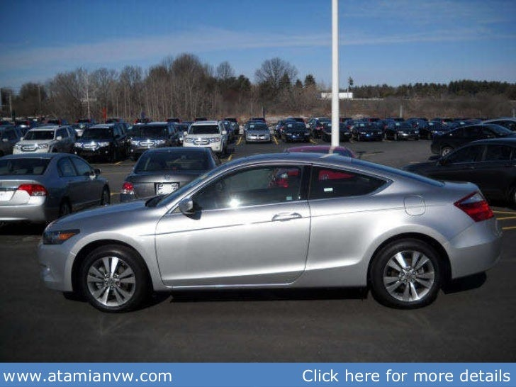used 2010 honda accord coupe ex cambridge ma. Black Bedroom Furniture Sets. Home Design Ideas