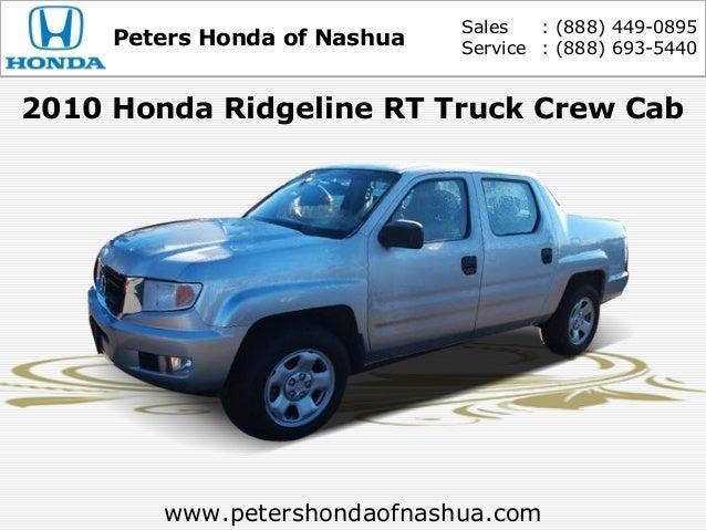 Great Sales : (888) 449 0895 Peters Honda Of Nashua Service : (888 ...