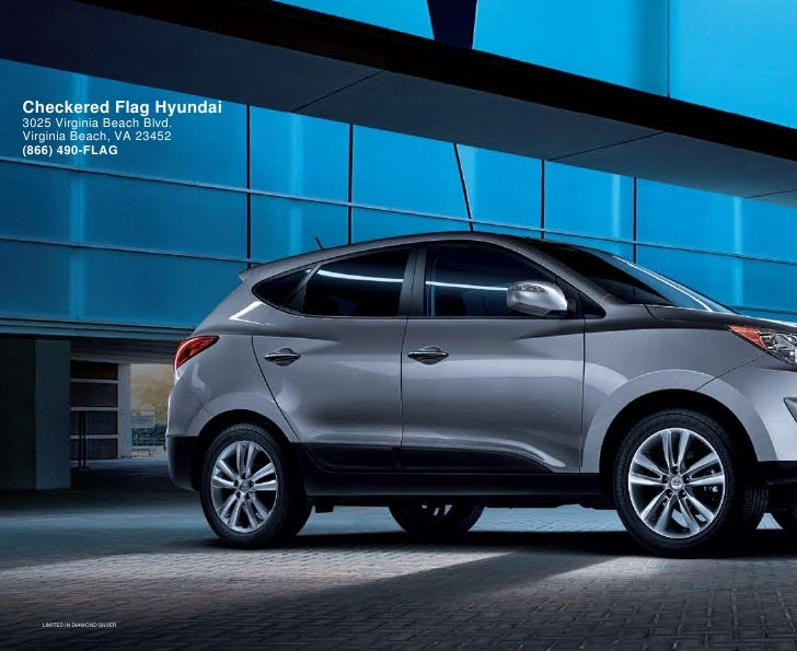 2010 Hyundai Tucson Virginia Beach