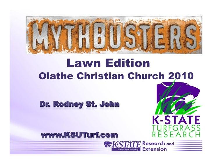 Lawn Edition Olathe Christian Church 2010