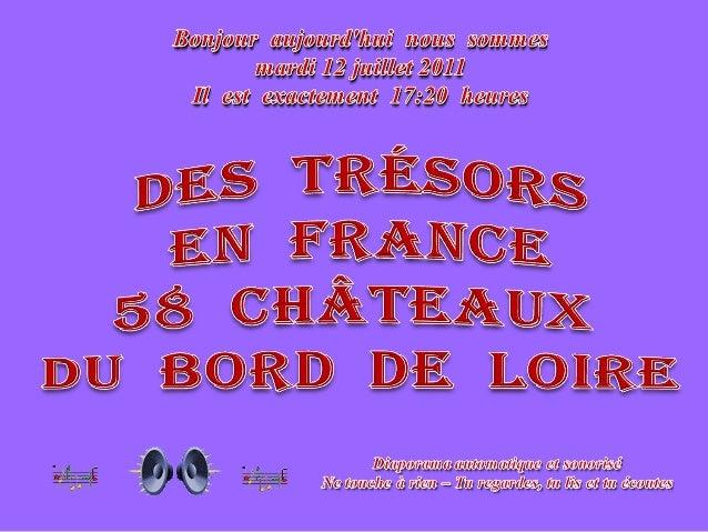 CHÂTEAU DE VILLANDRYIndre et Loire