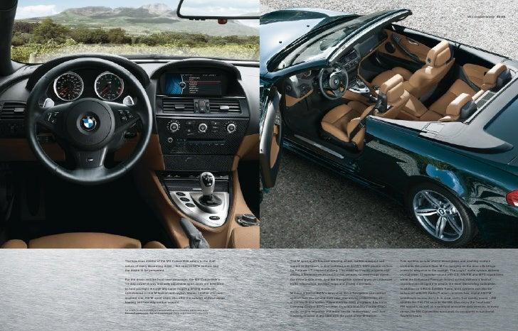 2010 bmw m6 convertible