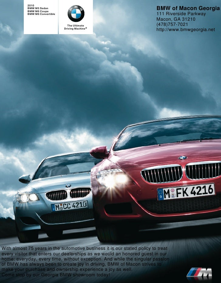2010             BMW M5 Sedan             BMW M6 Coupe                                                                    ...