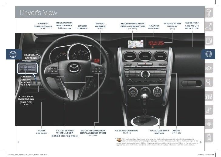 2010 Mazda Cx 7 Qt