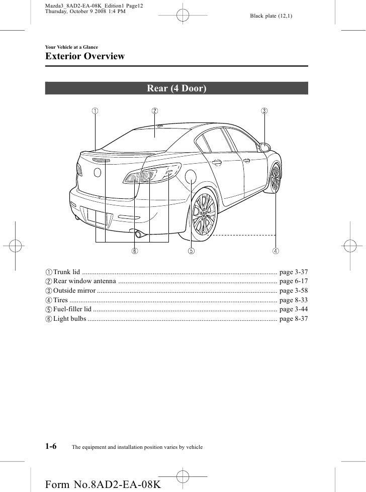2010 Mazda Mazda3 Om