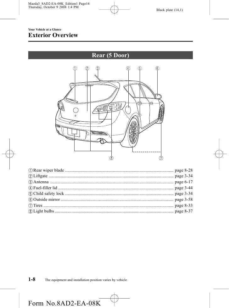 2010 Mazda 3 Wiring Harness Diagram : Ford edge parts diagram pin front ke ponents mazda