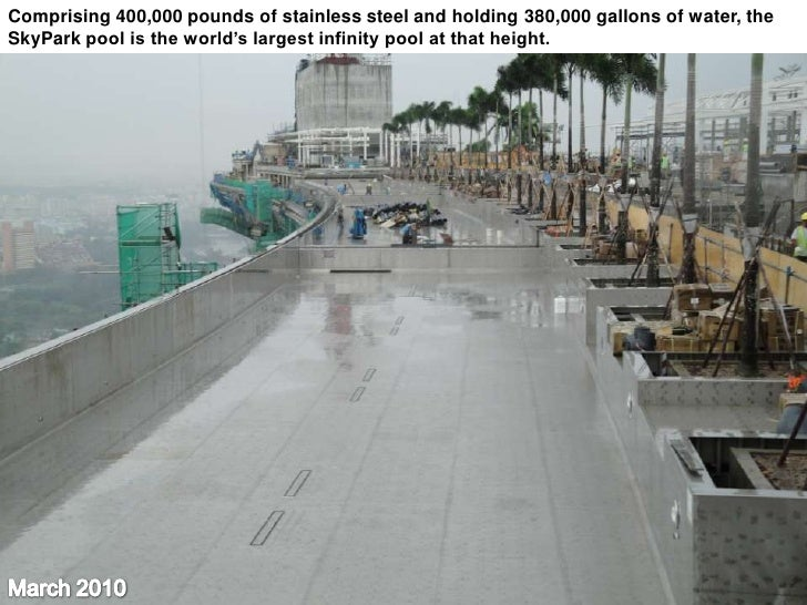 9 - Marina Bay Sands Pool