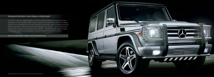 2010 mercedes benz g class in salisbury md for Pohanka mercedes benz of salisbury