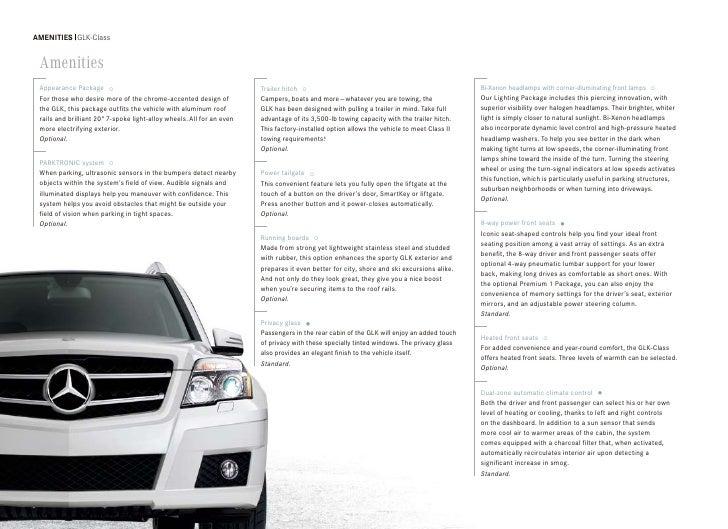 2010 mercedes glk class los angeles for Mercedes benz gl450 ski rack