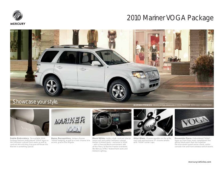 2009 mercury mountaineer voga