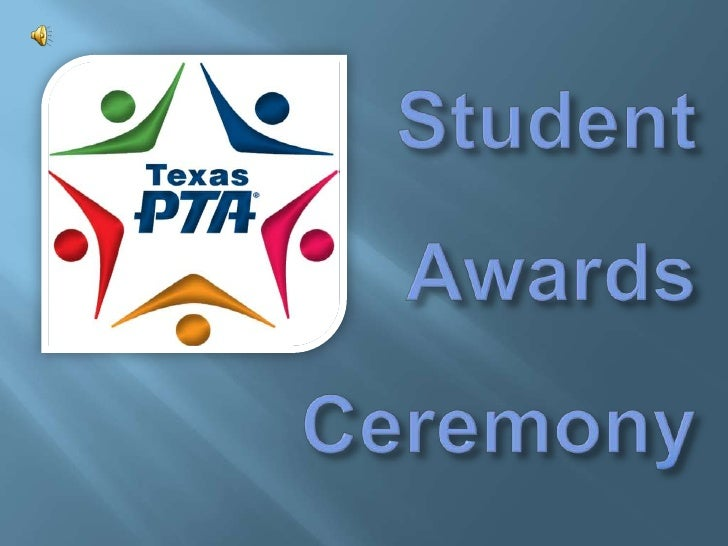 StudentAwardsCeremony<br />