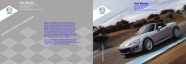 Hall Mazda                                                                                                                ...