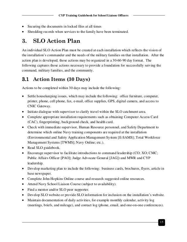 2010 Navy SLO Guidebook