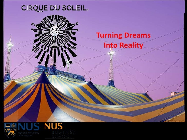 Turning Dreams <br />IntoReality<br />