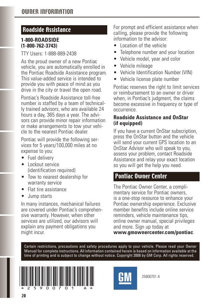 2010 pontiac g6 miami rh slideshare net 2010 pontiac g6 owner's manual pdf 2010 pontiac g6 gt owners manual