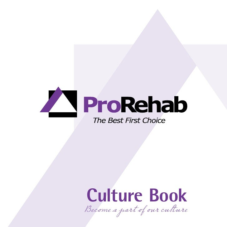 Culture Book Become a part of our culture