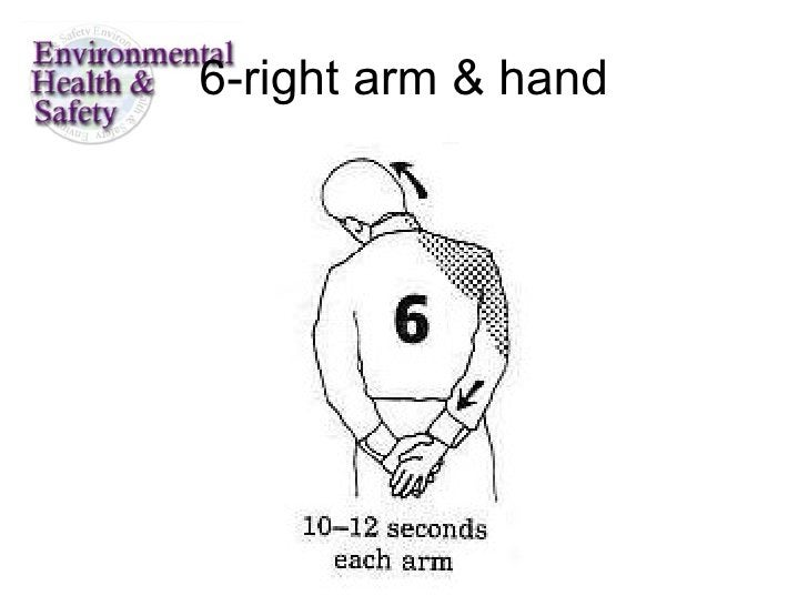 6-right arm & hand