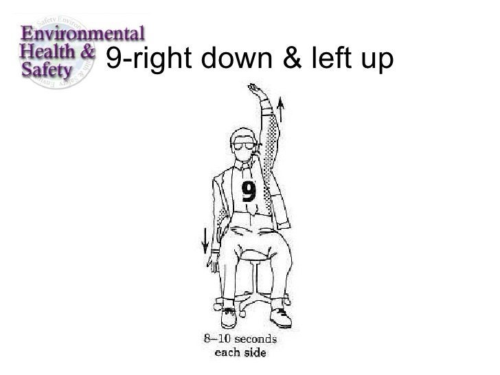 9-right down & left up