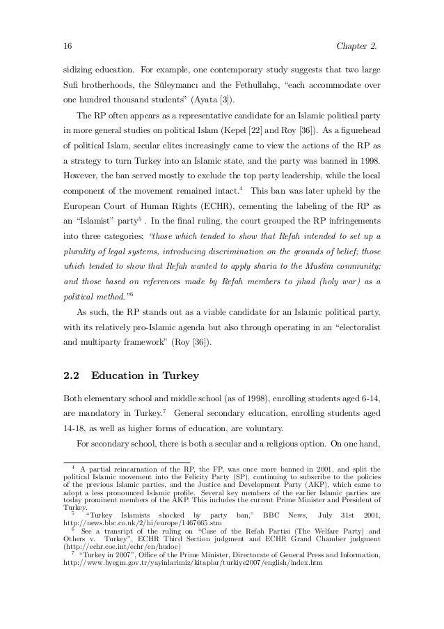 essay on religion
