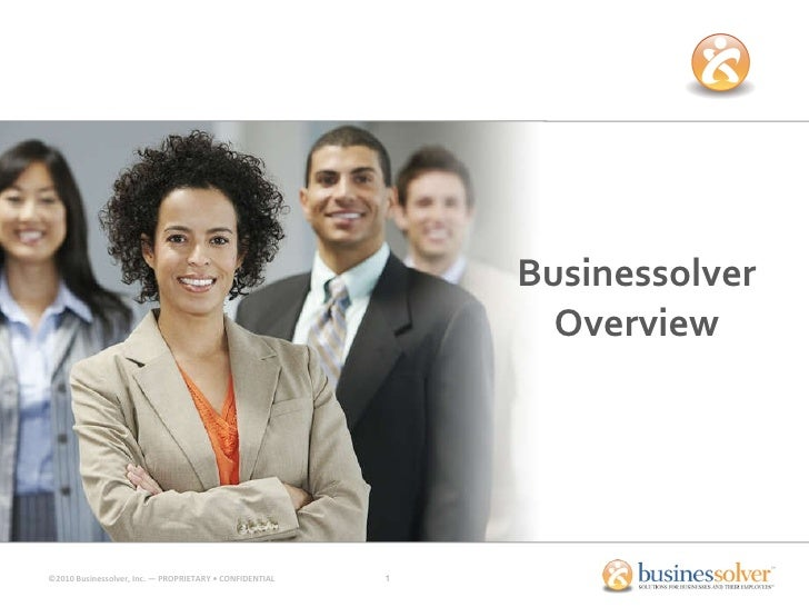 Businessolver Overview