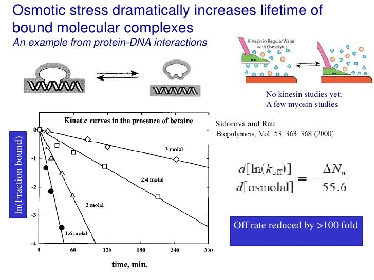 effects of osmotic stress and temperature The effect of osmotic stress on the cell volume, metaphase ii spindle and  developmental potential of  oocytes at a temperature of 385 ± 05 °c during  shipment.