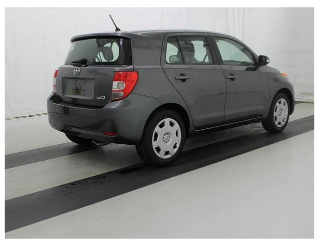 2010  scion  XD   15,258 miles