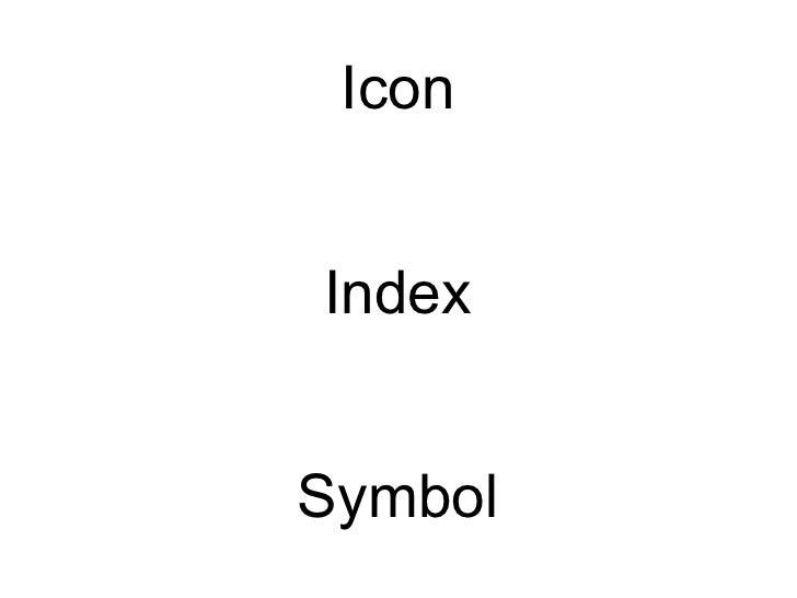 semiotics arrow