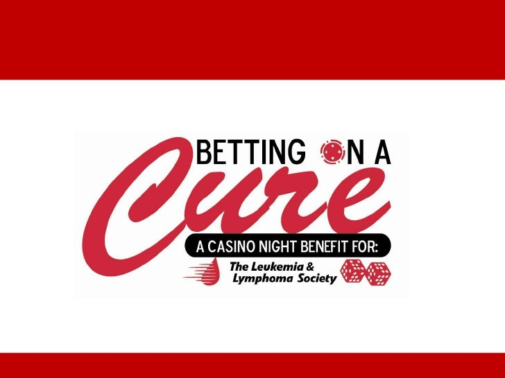 Betting On A Cure 2010 Sponsorship Deck