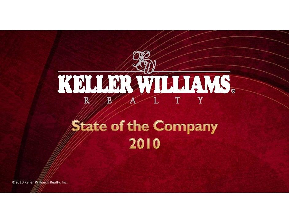 ©2010 Keller Williams Realty, Inc.