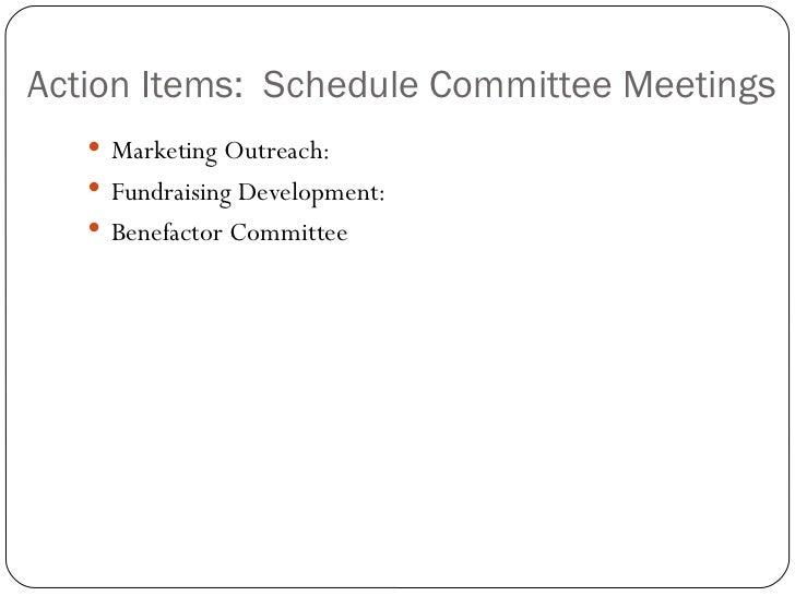 strategy planning meeting agenda