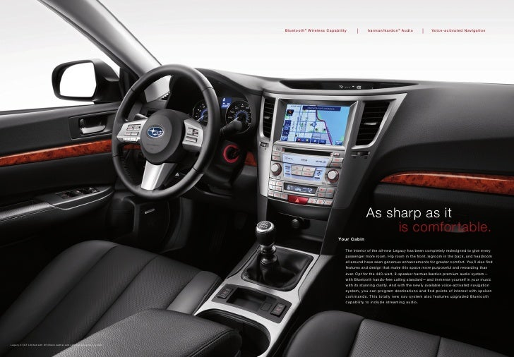 Bluetooth ® Wireless Capability           harman/kardon ® Audio              Voice-activated Navigation                   ...