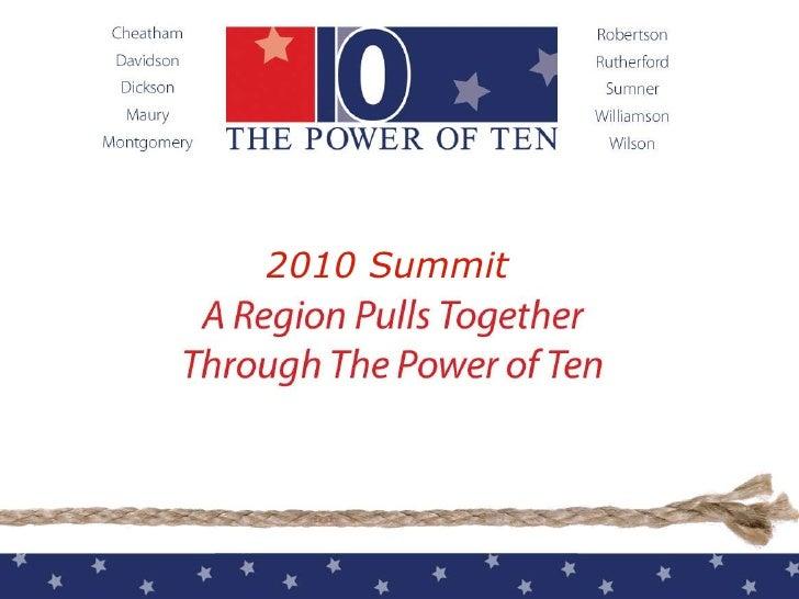 2010 Summit<br />