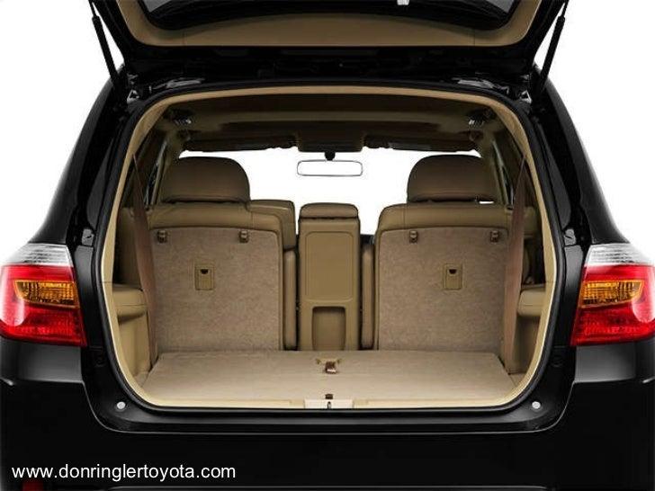 texas toyota highlander 2010 don ringler toyota dealer tx. Black Bedroom Furniture Sets. Home Design Ideas