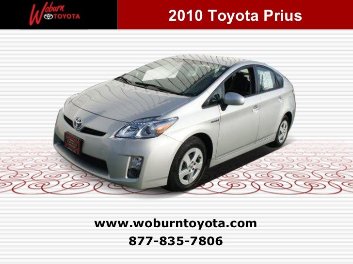 Used 2010 Toyota Prius - Boston
