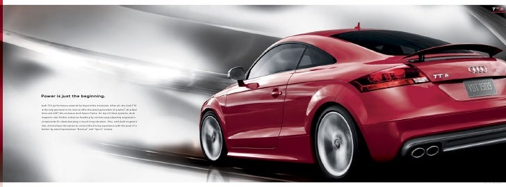 2010 Audi TT-TTS Audi of Nashua NH