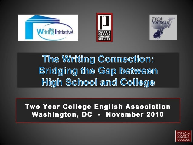 the gap in high school and college reading and writing The literacy gap in fourth grade is equivalent to males being developmentally two  years behind the average girl in reading and writing at the middle school level.