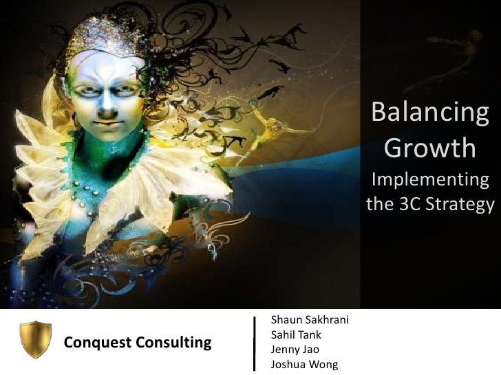 Balancing                                         Growth                                         Implementing             ...